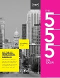 The 555 on SXSW, What Tech Trends Will Affect Heathcare