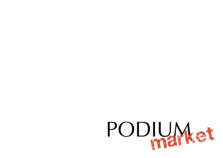 podium market fashion group