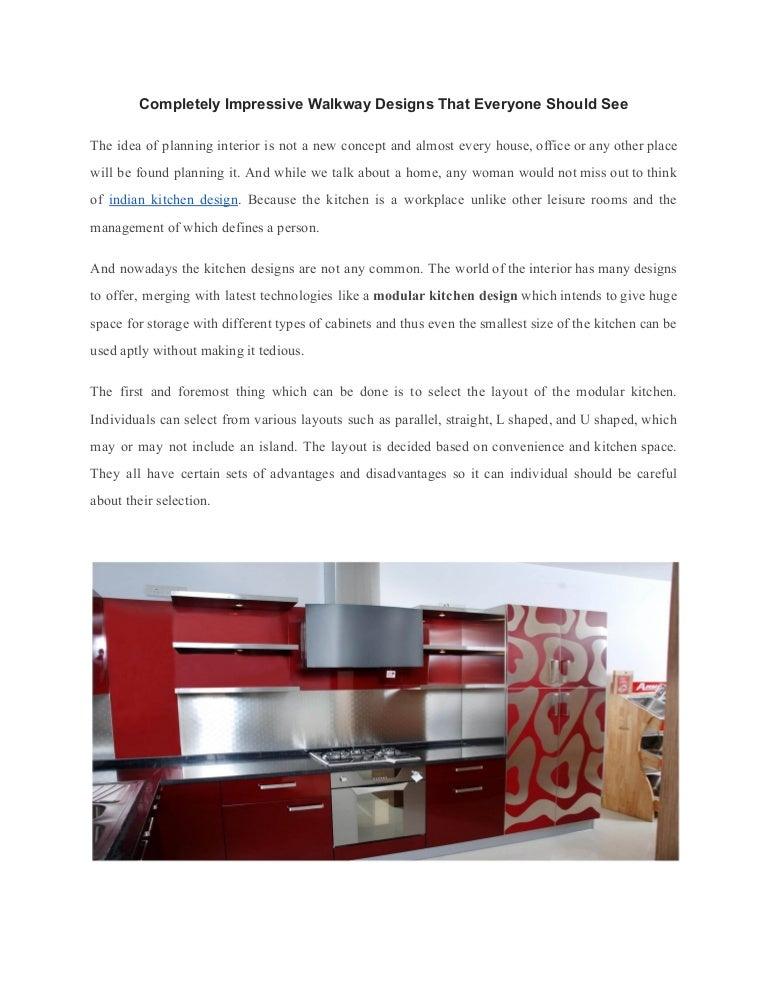 55 Modular Kitchen Design Ideas For Indian Homes
