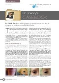 Dr Patrick Treacy on combining therapies for optimal outcomes in treating the ageing face: an introduction to the DUBLiN Facelift.