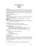 Stimulus and Response Worksheet