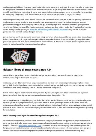Game Capsa Online Uang Asli
