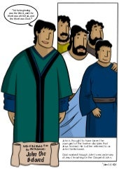 Faith-filled models from the new testament: John the beloved