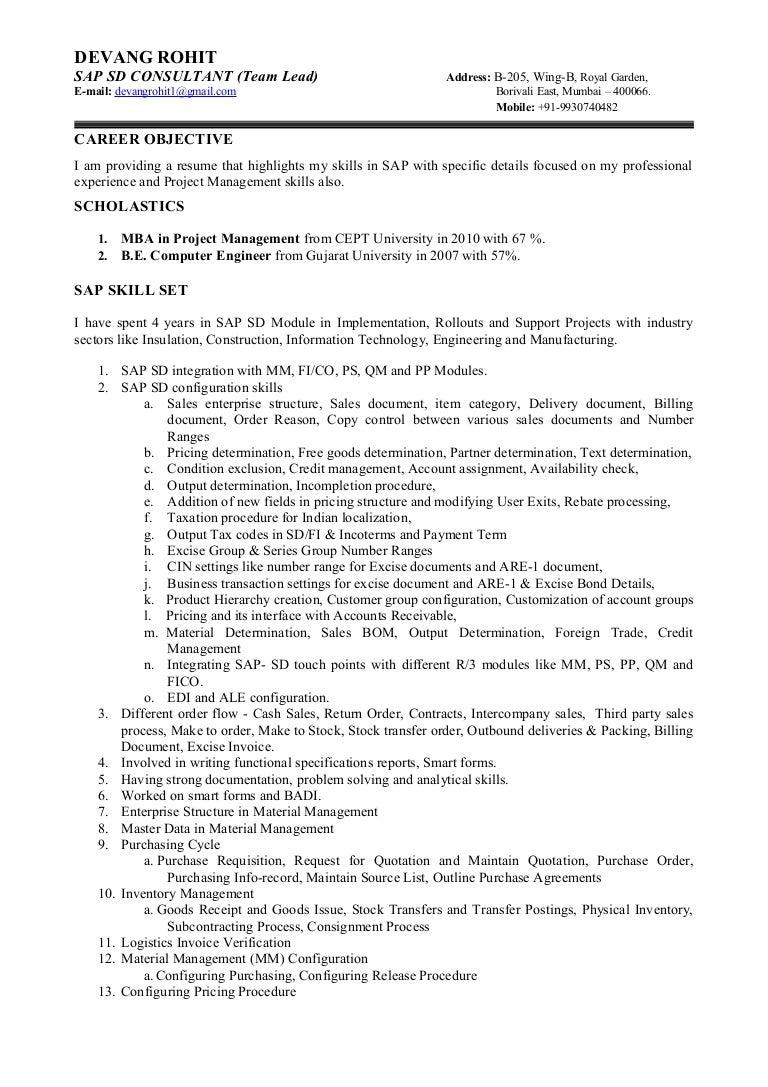 sap sample resume mobile test engineer sample resume sap testing resume vosvetenet - Mobile Test Engineer Sample Resume