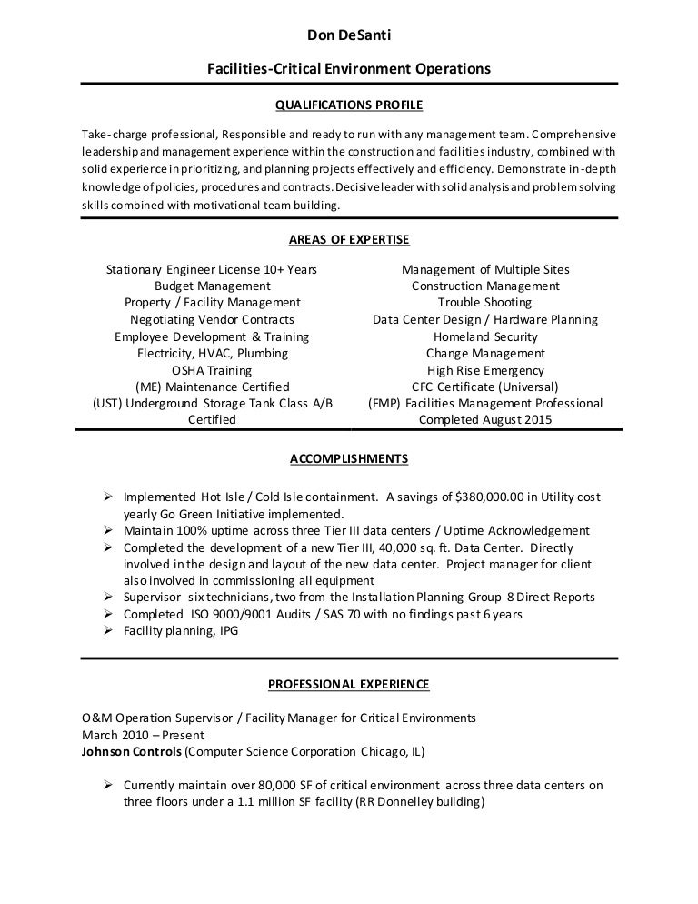 HVAC Resume Template Free Word Excel PDF Format Download Yangi  Facilities Management Resume