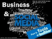 Business and Social Media tools : Twitter