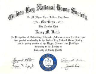 national honor society linkedin
