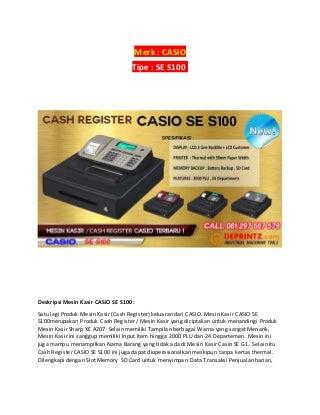CALL/WA+081297 667 579 Toko Mesin Kasir,