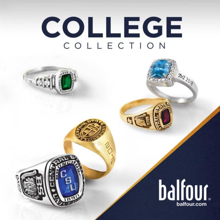 Balfour class rings interest-free installment plan calculator