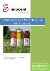 innocent drinks case study solution