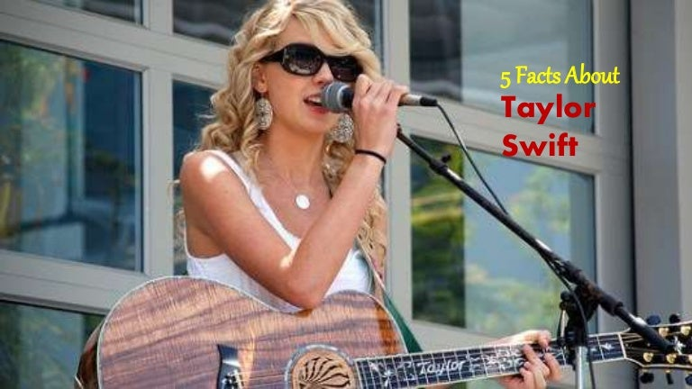 5 Facts About Taylor Swift Taylor Swift Facts Taylor Swift Facts Wi