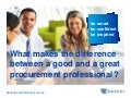 5 fantastic traits for every procurement professional ppt