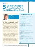 5 Game Changers Propelling SAP to the Billion User Mark