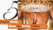 5 gorgeous mandap flowers ideas for your wedding