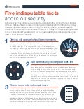 5 Indisputable Facts about IoT Security