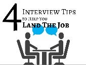 5 Interview Tips to Help You Land the Job