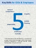 5 Must Skills for CEOs & Employees