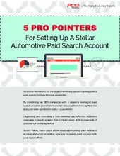 5 Pro Pointers for Stellar Automotive Paid Search Accounts