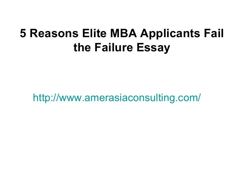 why restaurants fail essay Essay - why restaurant failed in 2003, american express claimed that as much as 90% of the restaurants failed in their opening year reasons for failure go beyond economical perspective owners' quality of life and family issues challenges restaurateurs' ability to survive.