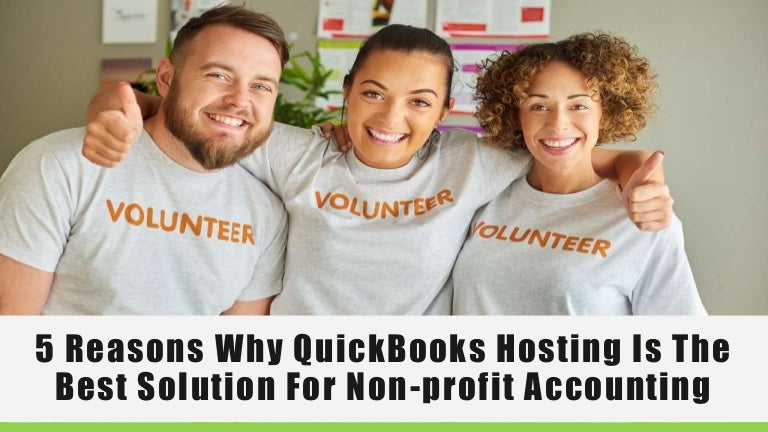 5 Reasons Why QuickBooks Hosting Is The Best Solution For