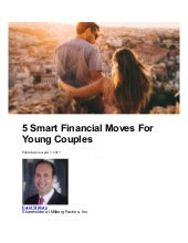 5 Smart Financial Moves for Young Couples