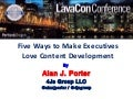 5 Steps to Make Executives Love Content Development