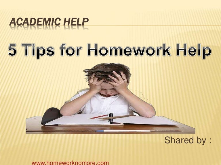 Ss homework help