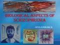 Biological aspects of schizophrenia