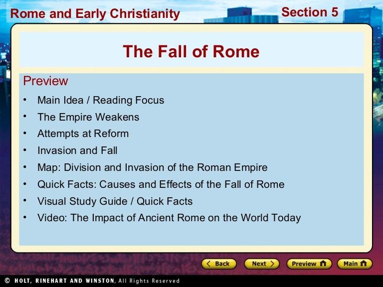 5 main teachings of christianity