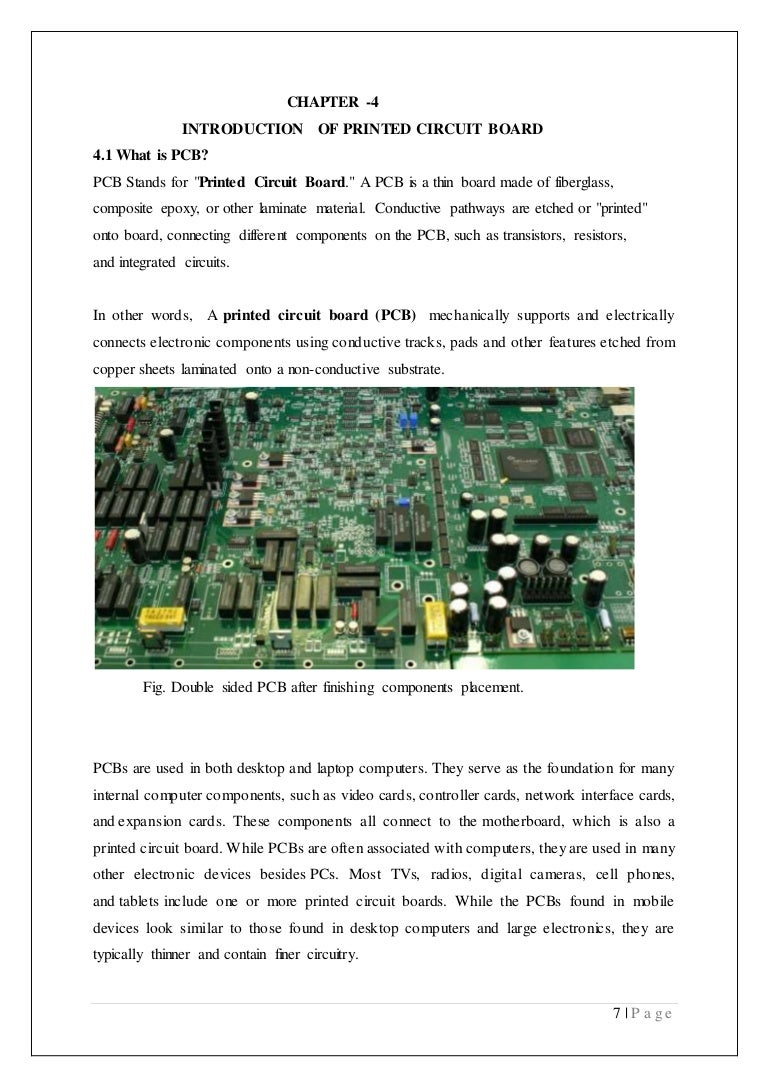 Layer Pcb Circuit Boardpcb Printed Board Supplier Introduction To