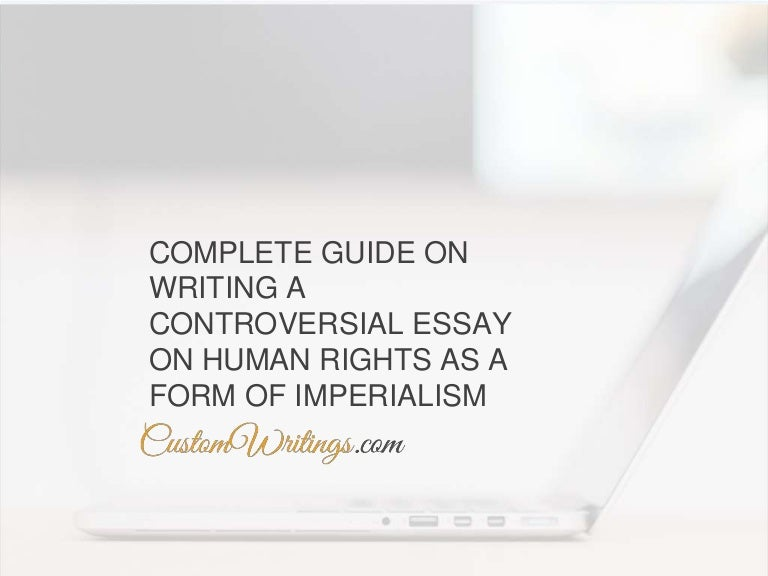 Help on dissertation human rights
