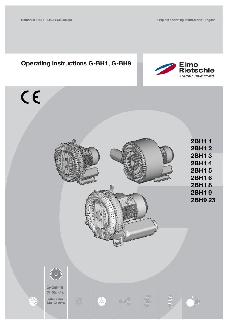 610 44434 40 000 A En1 Gardner Denver Motor Wiring Diagrams