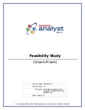 241368958 template feasibility study
