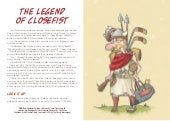 The Legend of Closefist