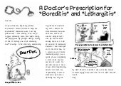 "A Doctor's Prescription for ""Boreditis"" and ""Lethargitis"""