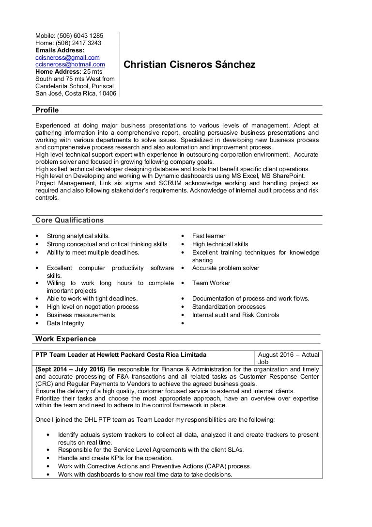 Cover Letter For Agency Representation