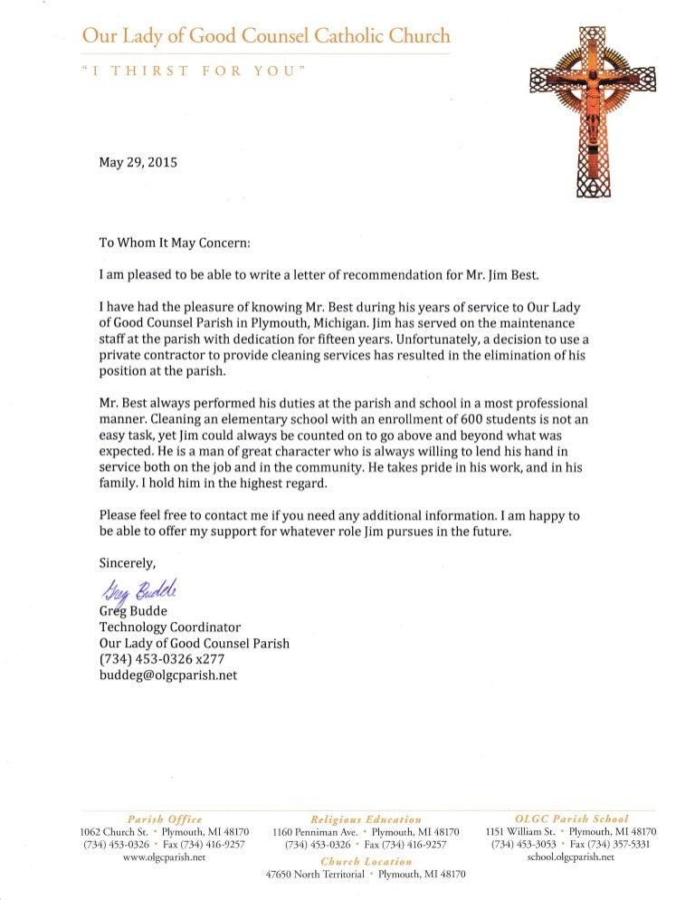 olgc staff letters