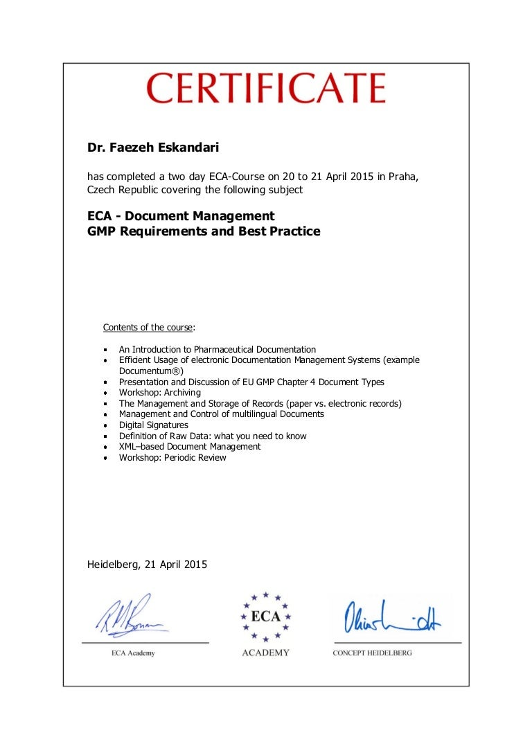 Eca certificate doc mngpdf 1betcityfo Images