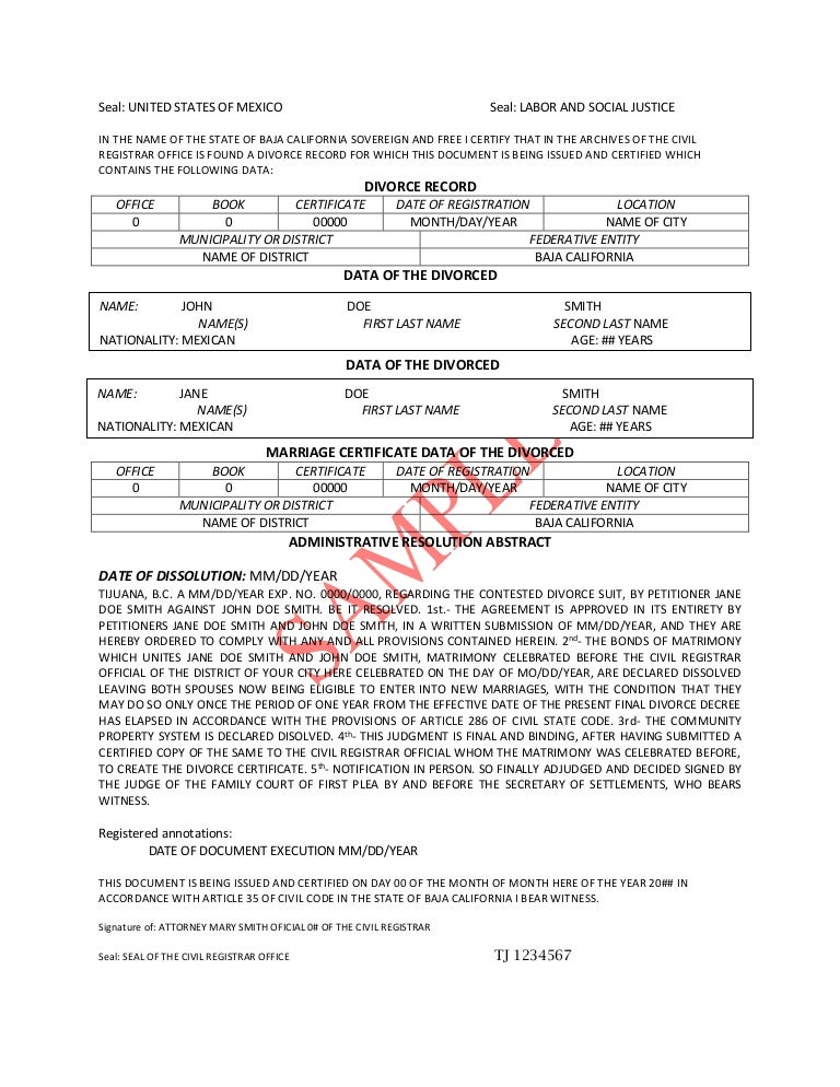 Sample Divorce Decree Template Examples Stunning Sample Of A Divorce Decree  Pictures Office Worker Yadclub Images  Example Of Divorce Decree