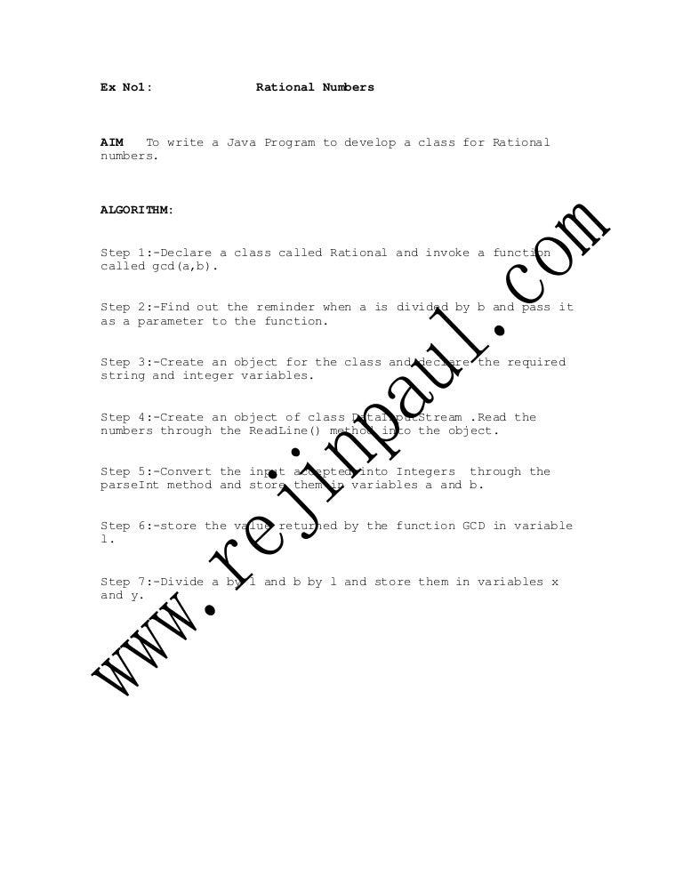 (674335607) cs2309 java-lab-manual