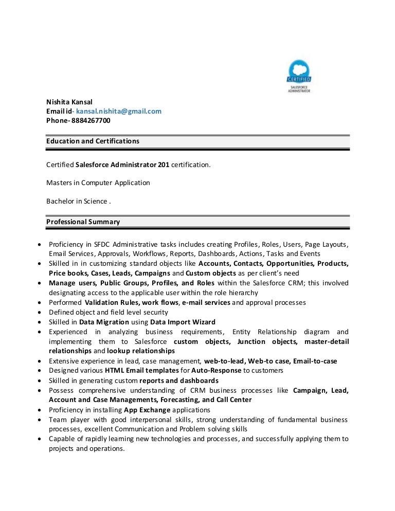 nishita salesforce  resume  1