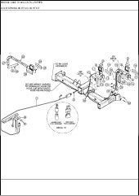 CASE Tigermate 2 DMI Field Cultivator parts catalog
