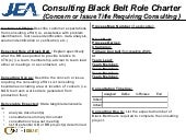 Consulting Charter