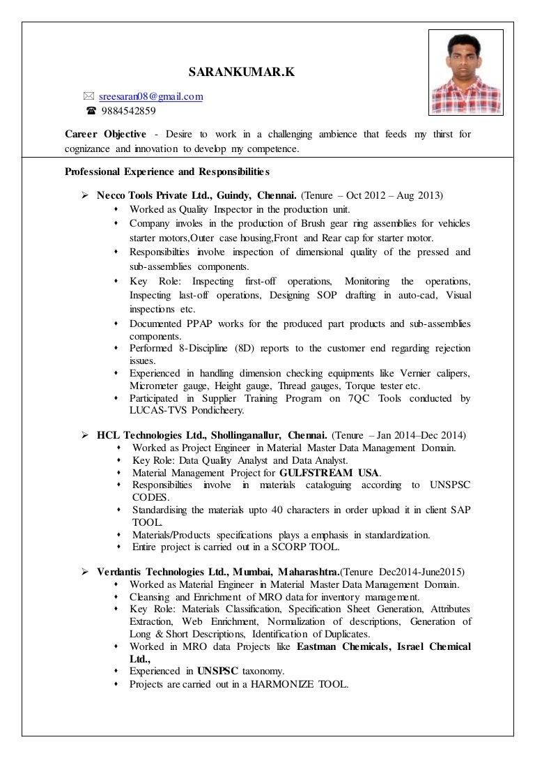 data quality analyst job description