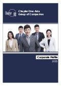 Chapter One Asia_Group Corporate Profile 2015