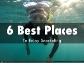 6 Best Places to Snorkel