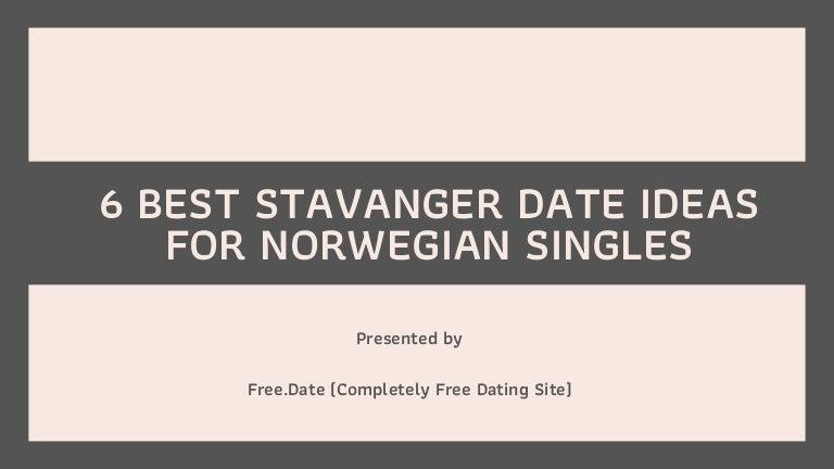 stavanger dating)