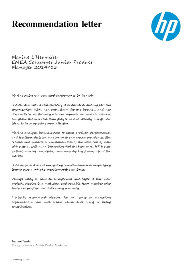 Recommendation letter madrichimfo Image collections