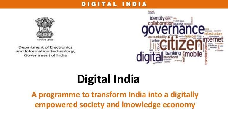 Digital India PPT