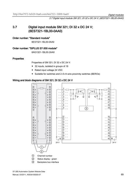 E1 Siemens simatic S7 SM322 6ES7 322-1HF01-0AA0 //// 6ES7322-1HF01-0AA0